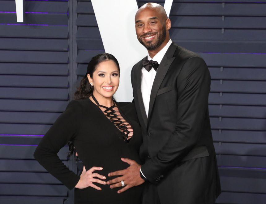 Kobe Bryant Reveals Newborn Daughter on Instagram