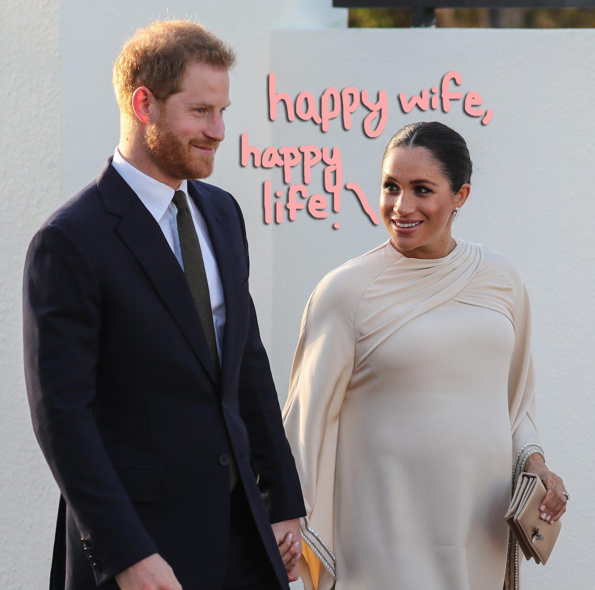 Flipboard: Meghan Markle & Prince Harry Reportedly To Buy