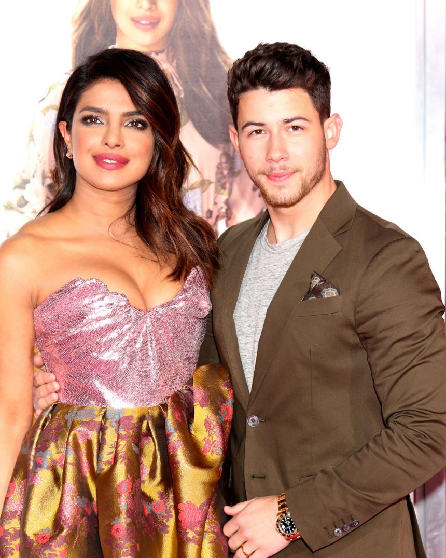 Nick Jonas & Priyanka Chopra Won't Be Letting Anyone