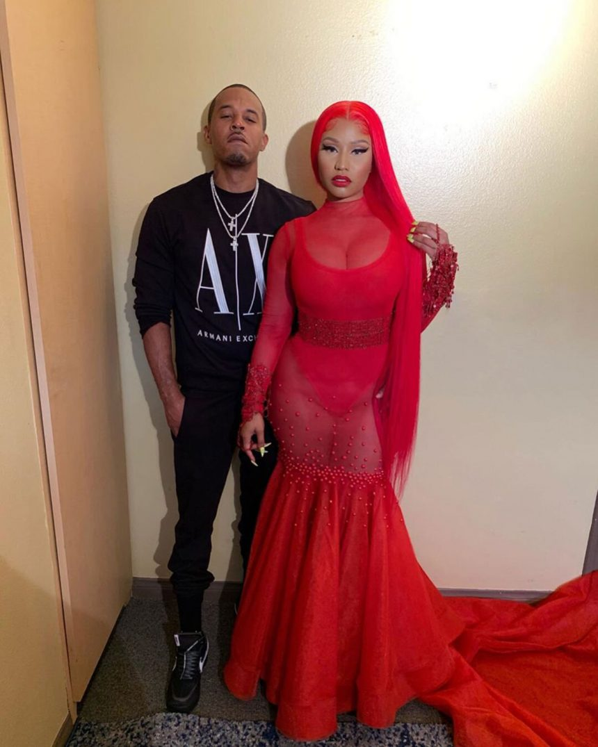 Nicki Minaj May Have Confirmed She Is Pregnant AND Engaged