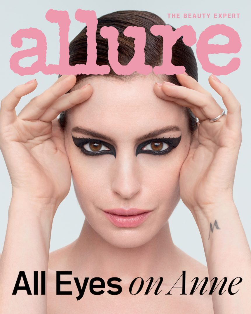 Anne Hathaway Reveals She Had To Lose Weight For A Role At