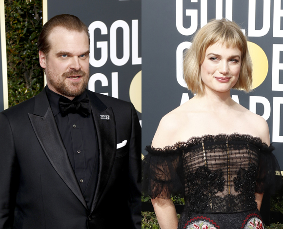 Did David Harbour Break Up With 'Fantastic Beasts' Actress To Date Lily Allen?!?