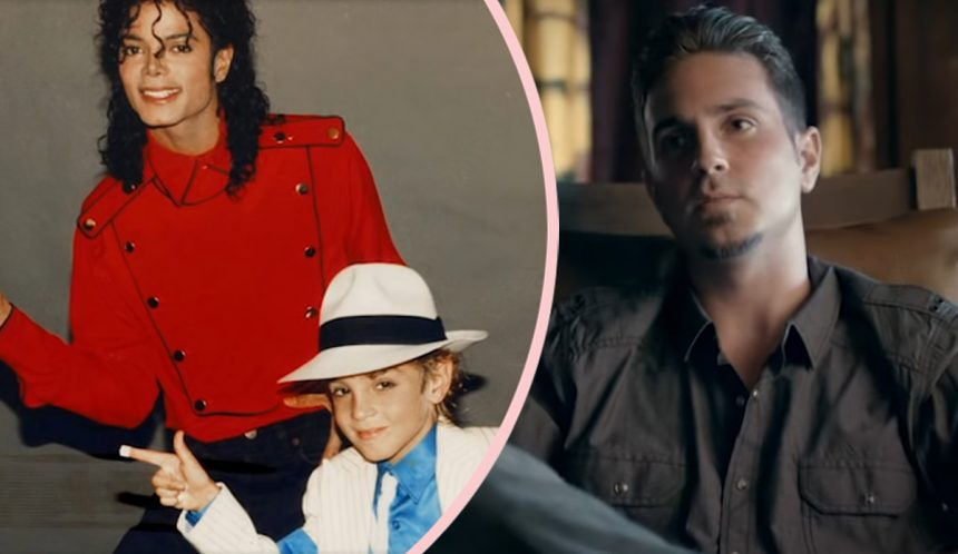 MTV Keeping Michael Jackson's Name On Video Vanguard Award - What Do YOU Think?? - Perez Hilton