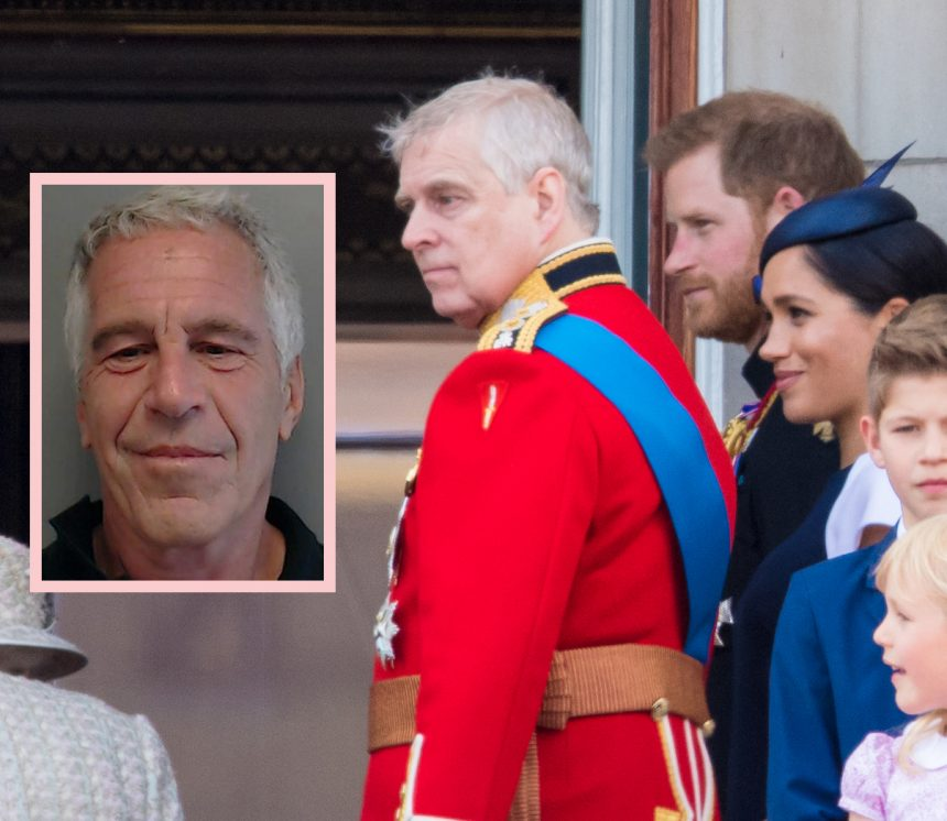 Prince Andrew & More Men Named By 'Sex Slave' In Unsealed ...