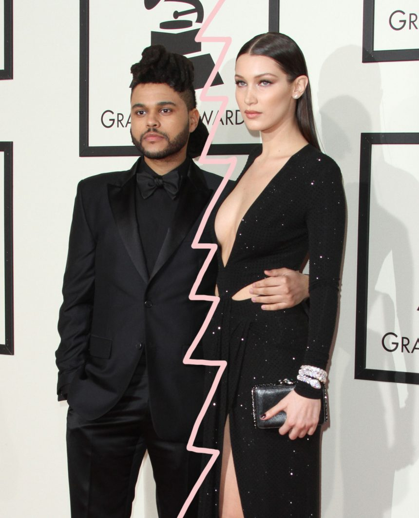 The Weeknd and Bella Hadid Are Reportedly Broken Up Again