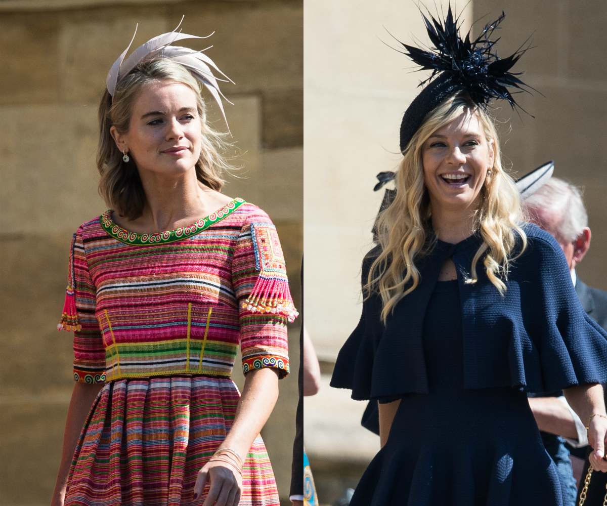 cressida bonas chelsy davy prince harry wedding
