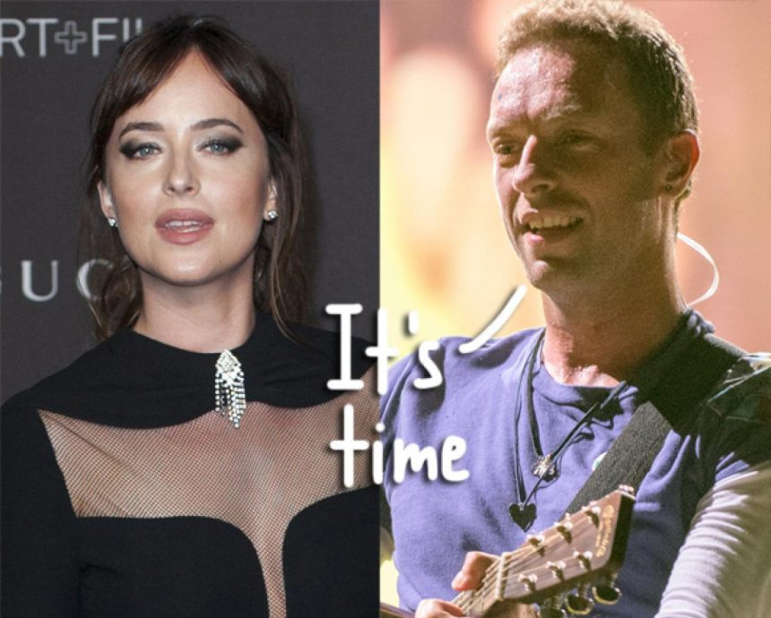 Chris Martin & Dakota Johnson Are Reportedly Back Together ...