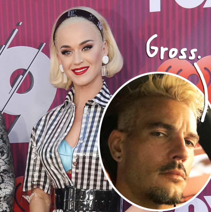Teenage Dream Actor Accuses Katy Perry Of Exposing His Penis At A