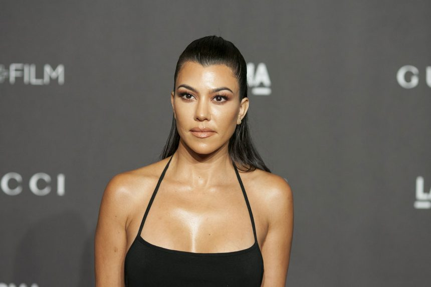 Kourtney Kardashian Says She Felt Pressured To Find Her 'Thing' Amid Sisters' Solo Ventures! - Perez Hilton