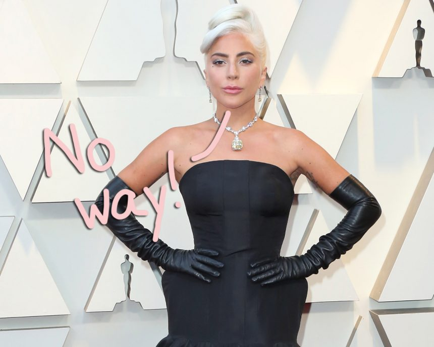 Lady GaGa 'Outraged' At Songwriter Accusing Her Of Copying