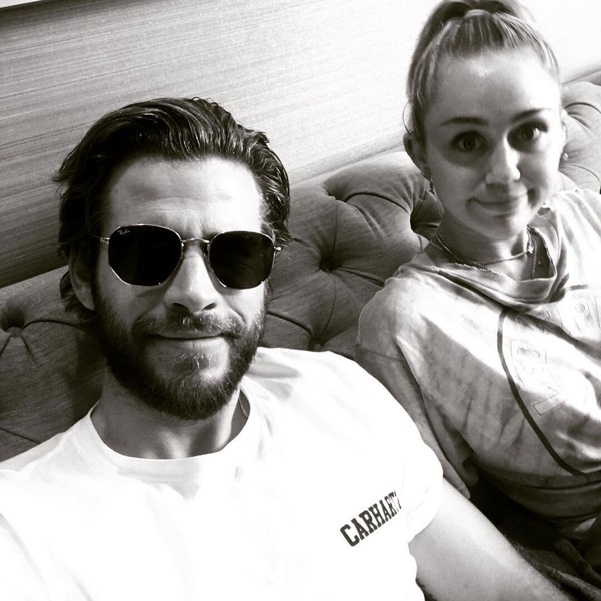 Don't rule out Miley Cyrus and Liam Hemsworth just yet!