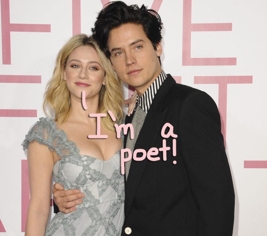 Lili Reinhart shares gushing tribute to Cole Sprouse on his birthday
