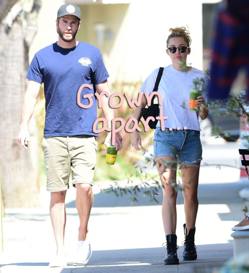 miley and liam split - photo #3