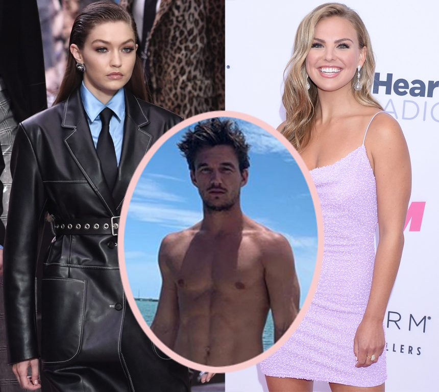 Hannah Brown Responds to Tyler Cameron's Date With Gigi Hadid