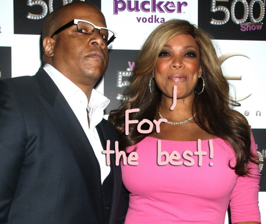 Wendy Williams Has Returned To Estranged Husband Kevin Hunter - Well