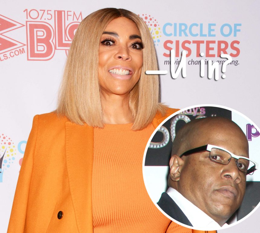 Wendy Williams Reportedly 'Begging' Kevin Hunter To Save 'The Wendy