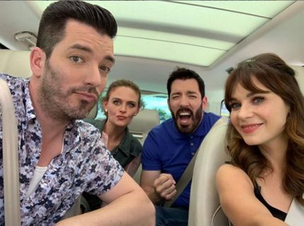Zooey Deschanel Is Dating 'Property Brothers' Star Jonathan Scott One Week After Splitting With He