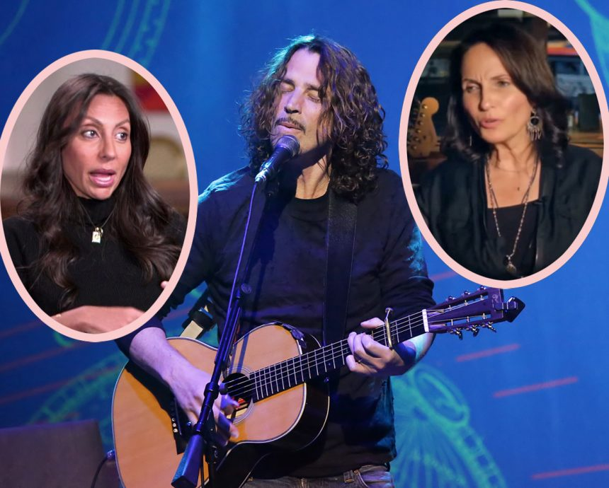 Chris Cornell's Ex-Wife Is Suing His Widow - Details HERE