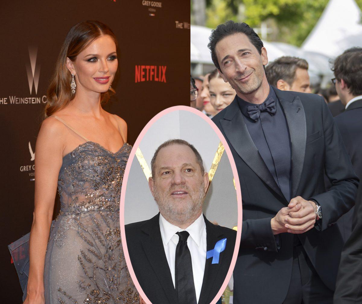 Adrian First Dates Instagram Actor Porno harvey weinstein's ex dating adrien brody?! - perez hilton