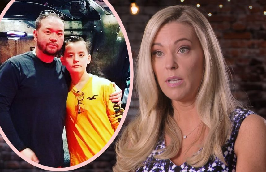 Jon Gosselin Spills All, Claims 'Abusive' Kate Locked Away 11-Year-Old Collin — And Only Saw Him Three Times In 3 Years