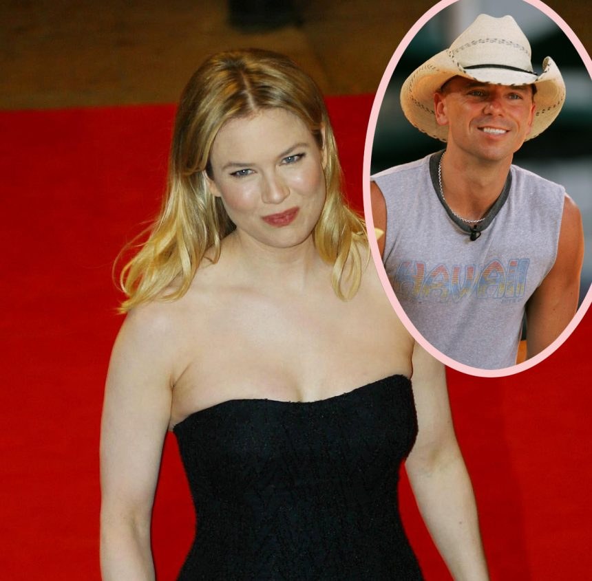 Renee Zellweger Raises Questions With 'Being The Ex