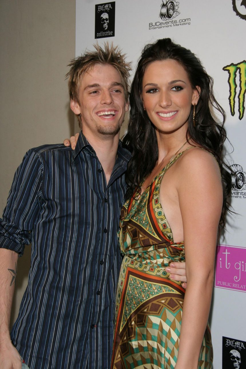 Aaron Carter's Twin Sister Angel Granted Restraining Order Against Him — Claims He Threatened To Send People To 'Harm' Her!