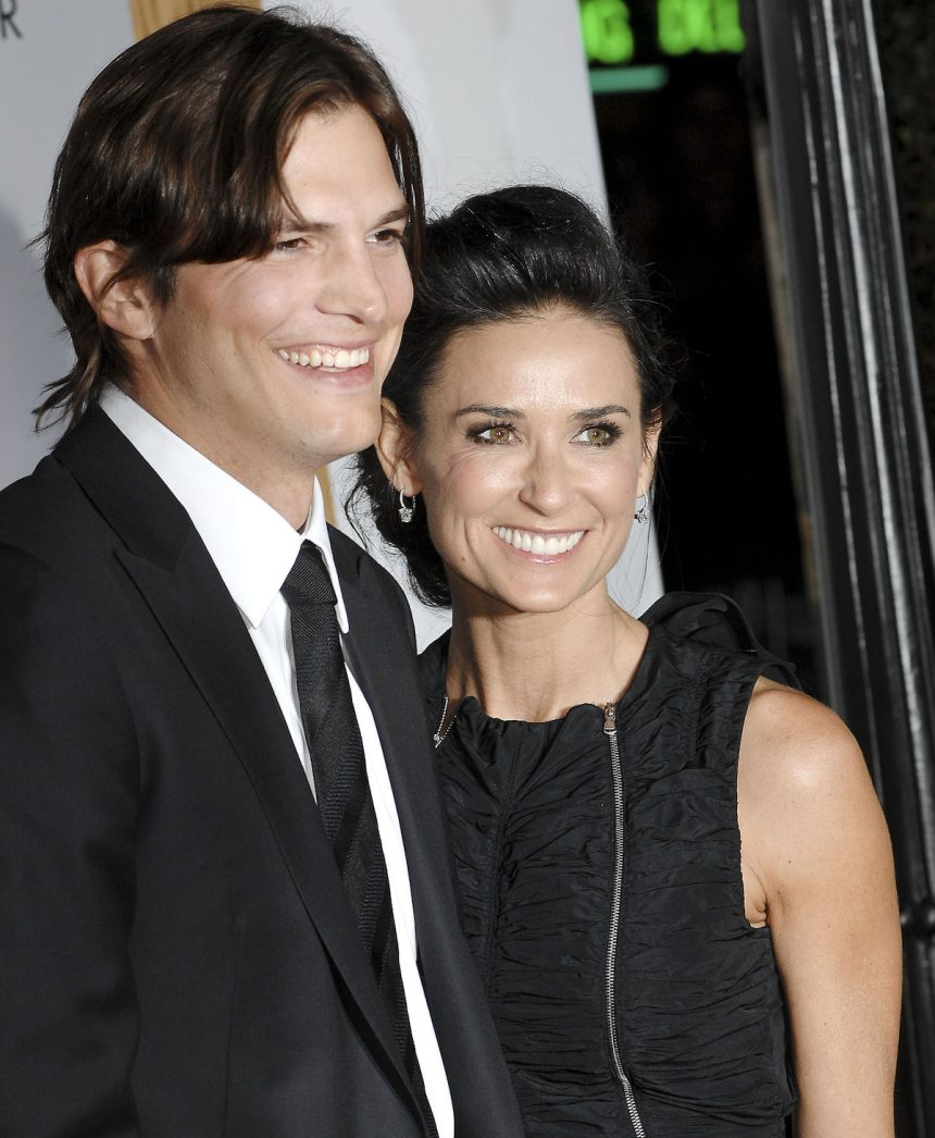 Demi moore dating who
