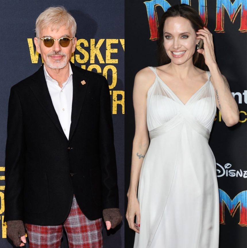 Billy Bob Thornton Reveals He Angelina Jolie Still Talk
