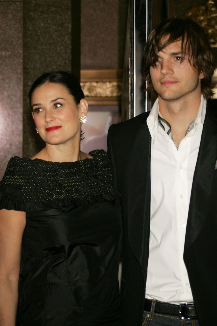 Cheating, Threesome, & Alcohol Shaming Allegations: Demi Moore Spills More Tea On Ex Ashton Kutcher In New Book!