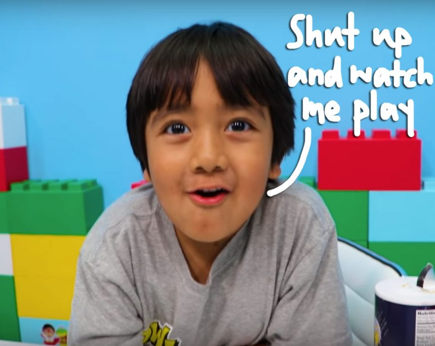 Ryans Toy Review Net Worth 2020.Popular Youtube Channel Ryan Toysreview Accused Of Being