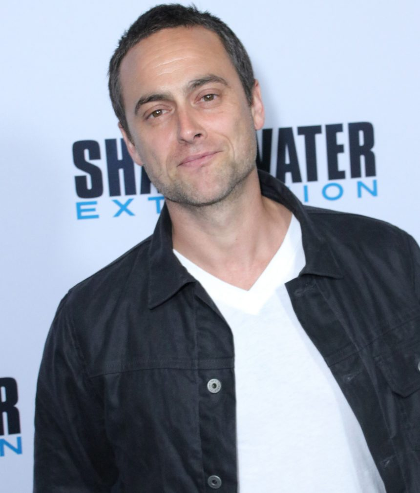 Actor Stuart Townsend ...