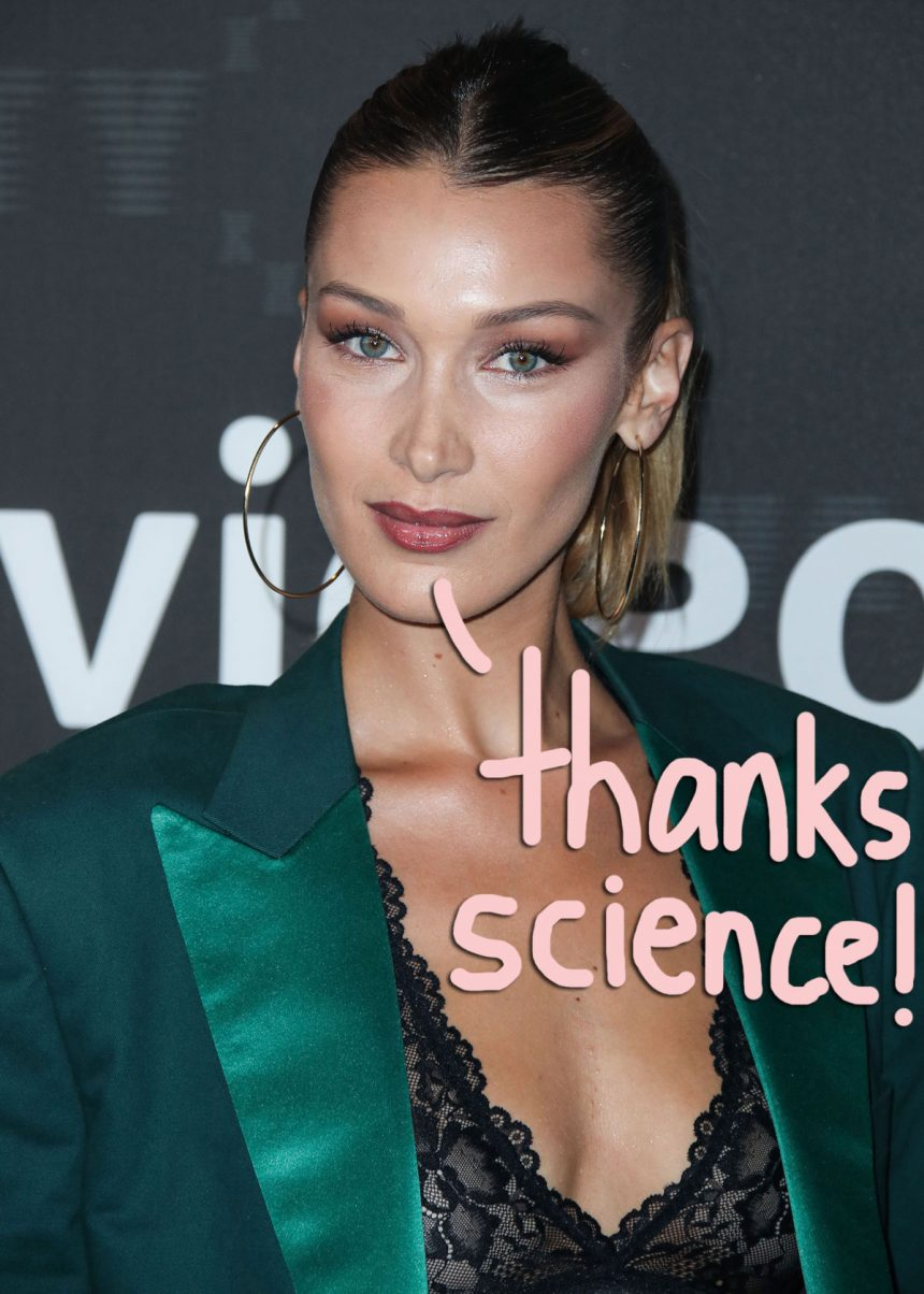 Bella Hadid Is The Most Beautiful Woman In The World, Science Says - Perez Hilton-2615