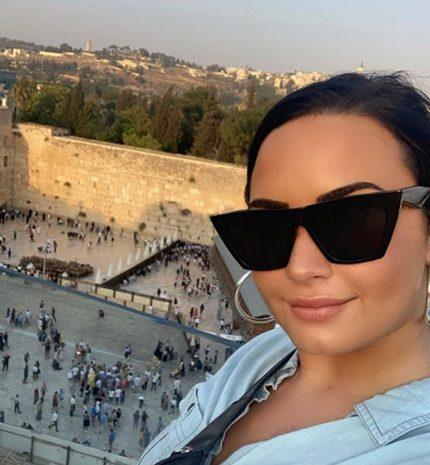 Demi Lovato Mourns The Loss Of Her Dear Friend: 'Addiction Is No Joke' - Perez Hilton