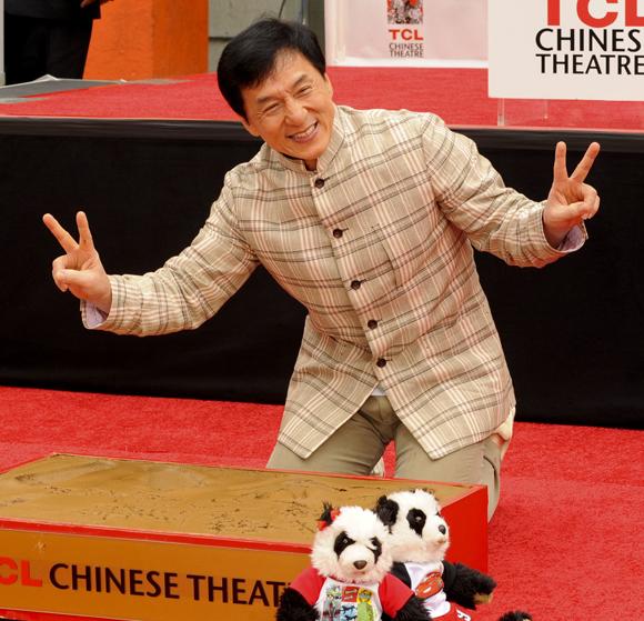 Jackie Chan did porn