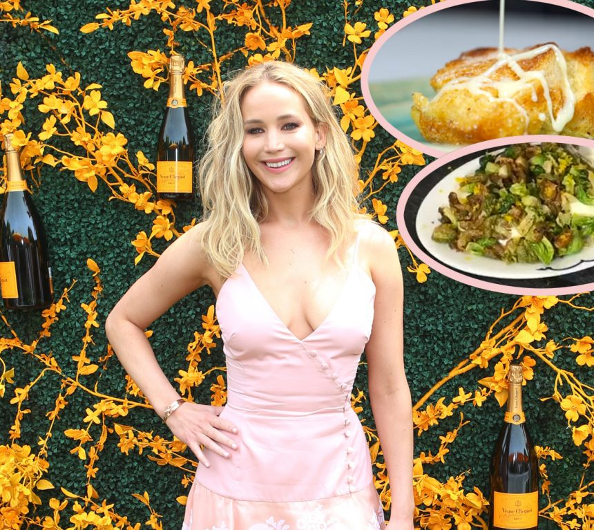 Jennifer Lawrence Wedding Menu Leaked And It Is Cray