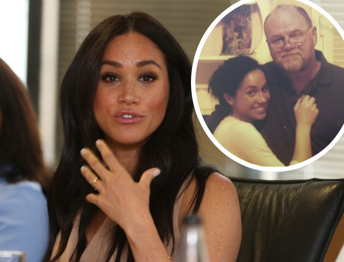 Meghan Markle Refers To 'Great Personal Anguish' Over Father In Raw Tabloid Lawsuit Filings