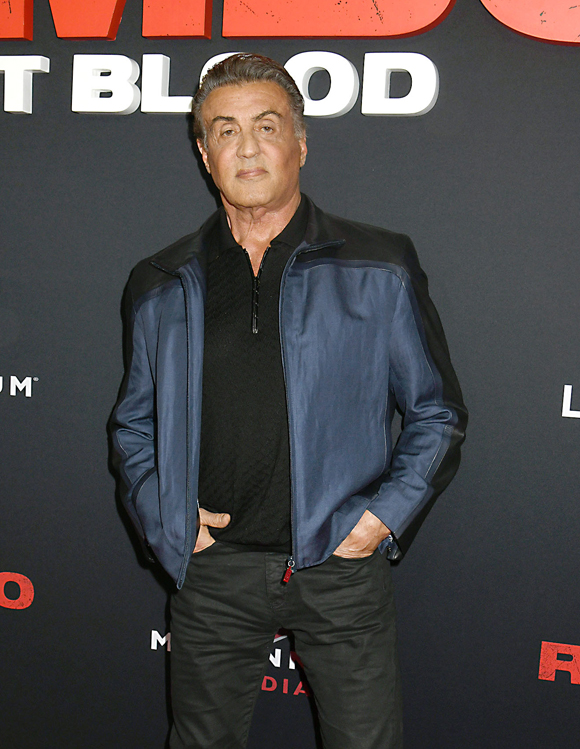 Sylvester Stallone did porn