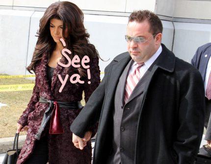 Teresa Giudice CHEATED While Joe Was In Prison ?!? - Perez Hilton