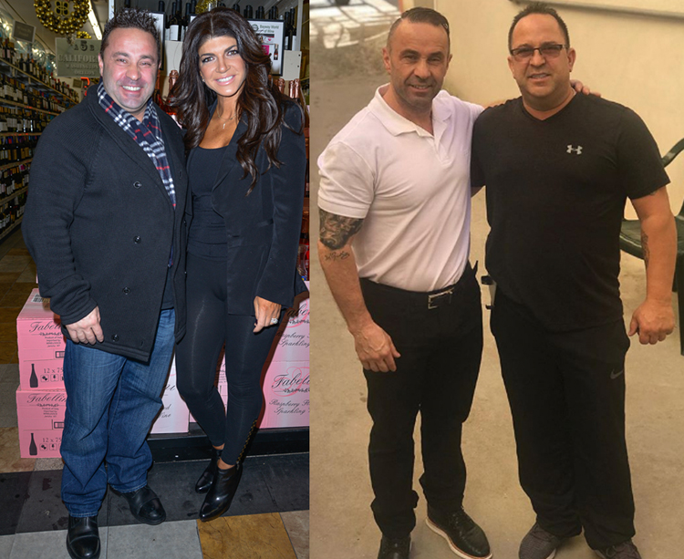 Joe Giudice Celebrity Body Transformation
