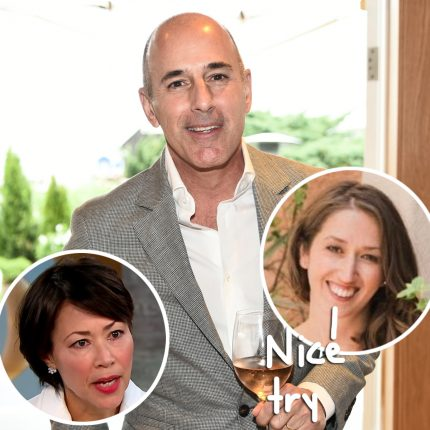 'Today' Source Says Matt Lauer Retaliated Against Staffers Who Rejected His 'Flirting' As Ronan Farrow Defends His New Book! - Perez Hilton