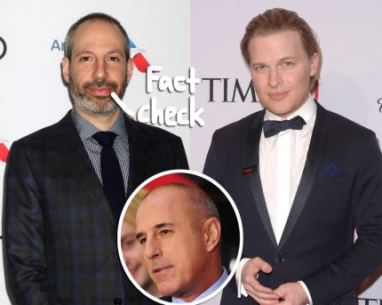 Matt Lauer's Rape Accuser Brooke Nevils Attempted Suicide& Was Hospitalized '2 1 Times' After Incident With TV Host - Perez Hilton
