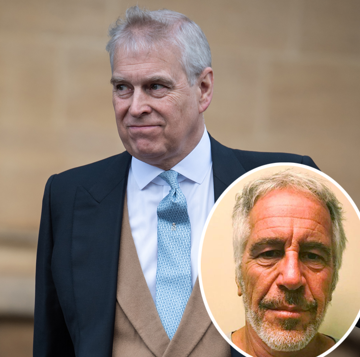 Prince Andrew accused of having orgy with Epstein and young girls
