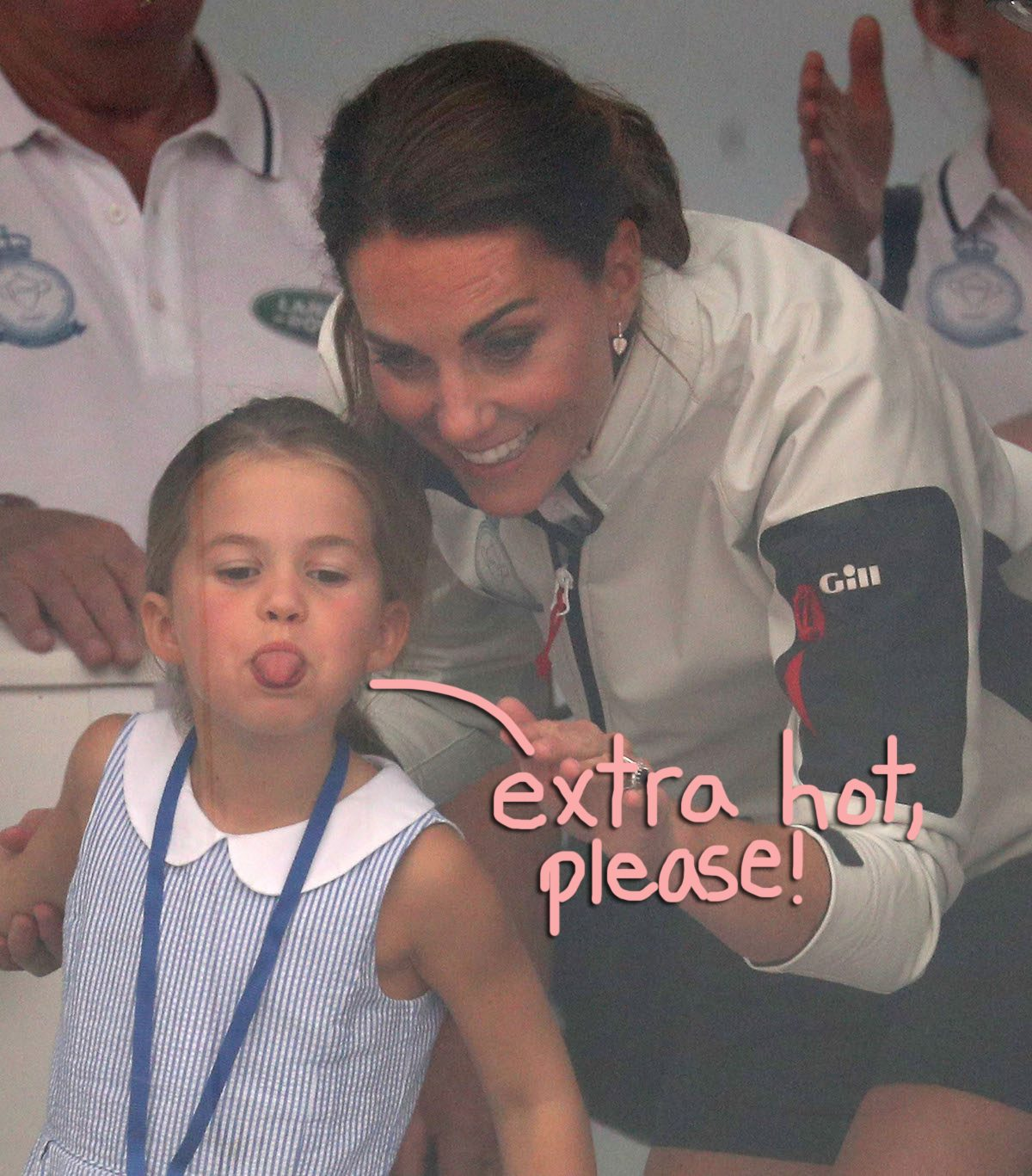 Kate Middleton Reveals Princess Charlotte Is OBSESSED With Something Toddlers Usually Hate!