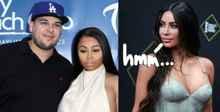 Blac Chyna Talks About Co-Parenting Kids With Rob Kardashian& Tyga - She's Making It Work! - Perez Hilton