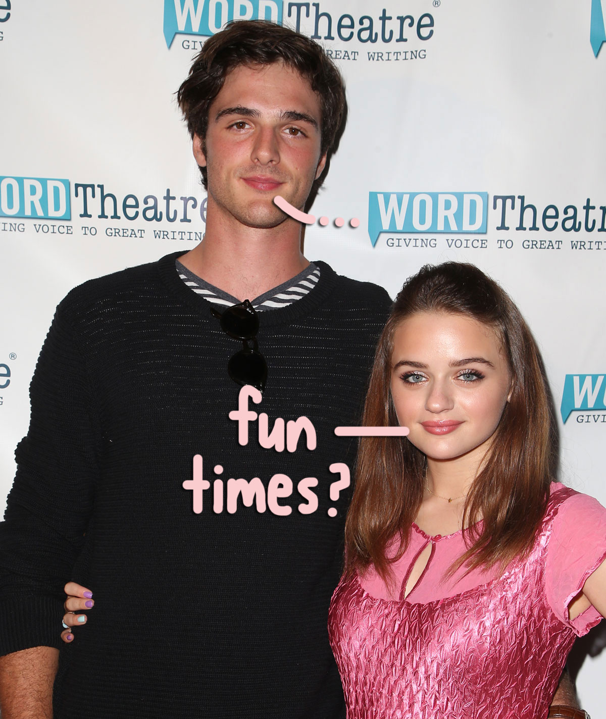 Joey King Says It Was Crazy Working With Ex Boyfriend Jacob Elordi On The Kissing Booth 2 Perez Hilton