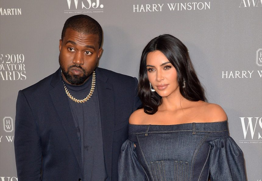 Are Kim Kardashian & Kanye West Heading For Divorce?