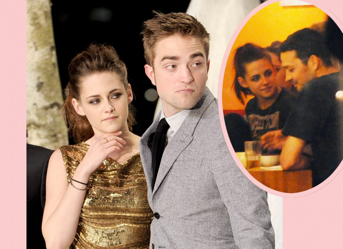 Kristen Stewart SWEARS She Never Had Sex With Director Rupert ...