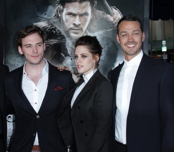 Kristen Stewart SWEARS She Never Had Sex With Director Rupert Sanders — What???