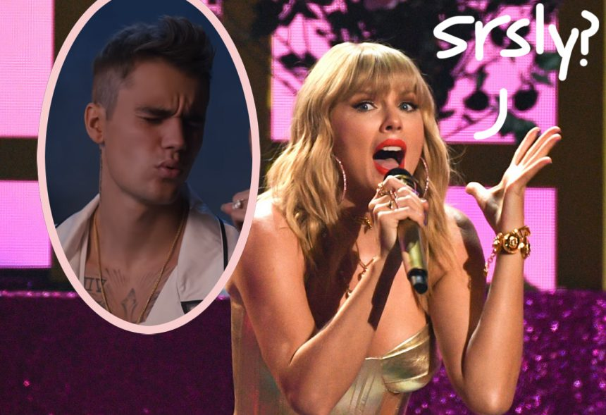 Justin Bieber Takes Scooter Braun's Side Again In Taylor Swift Song Rights Controversy!