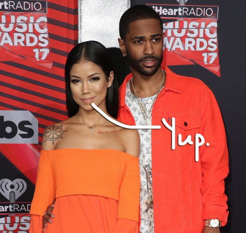 Big Sean Raps About Making Ex Jhené Aiko Climax 9 Times In One Day In New Duet — Listen! - PerezHilton.com